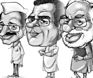 1_Issues in the forthcoming Lok Sabha Elections 2