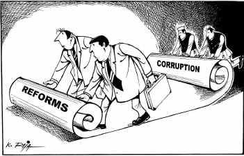 are we really independent the companion corruption