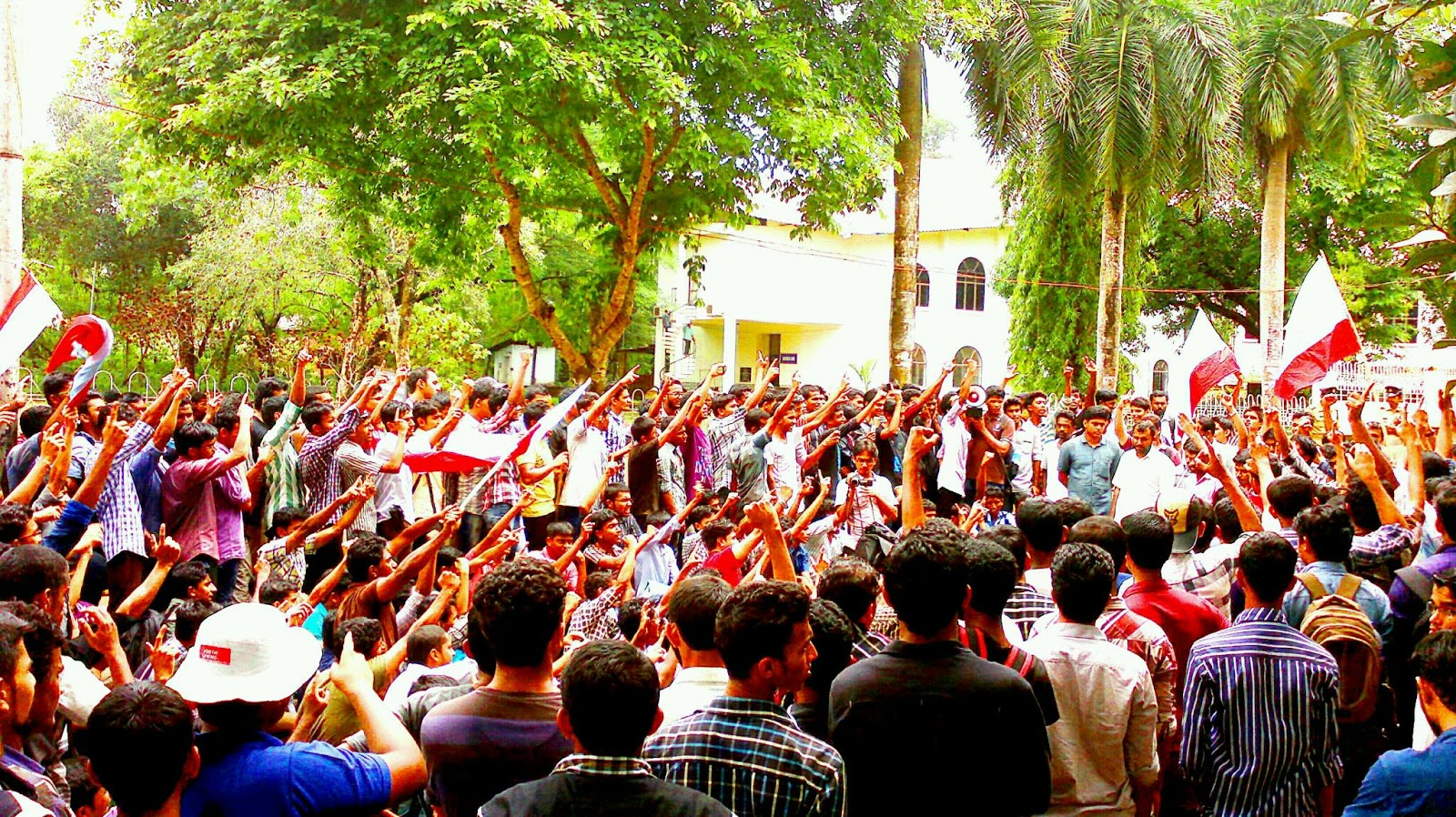 campus politics in kerala Role of politics in schools and colleges but another aspect of politics is that students get themselves involved in various outside campus political.