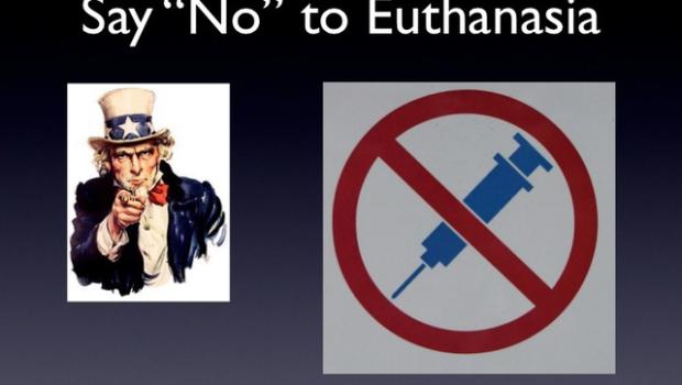 Is euthanasia murder?