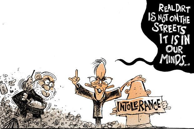 how to get of intolerance
