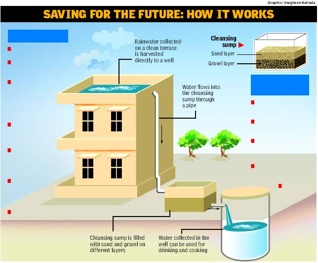 Rainwater Harvesting The Companion