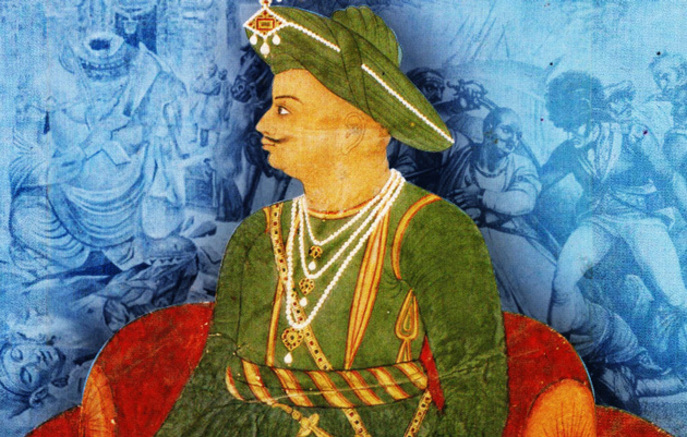 Tipu Sultan Knowing The Necessity Of History Not Painting It With