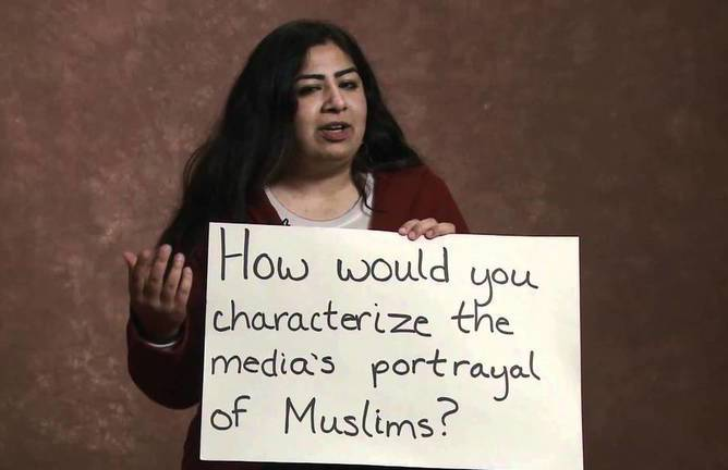 media representations of muslims in australia The impact of australian counter-terrorism measures: a qualitative  of these  young muslims, patterns in and across australian news media are analysed in  order to identify discursive representations of islam and muslims.