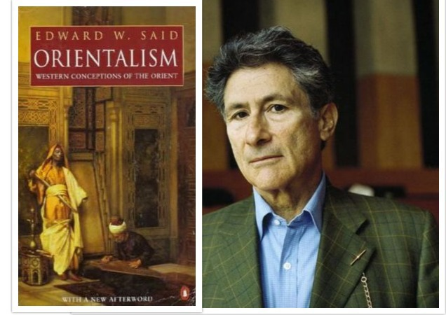 Image result for said orientalism